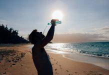 odwodnienie, picie wody, lato - Nasz Ciechanów